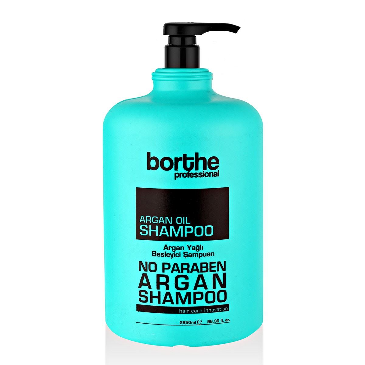 Borthe Şampuan Argan 2850 ml.