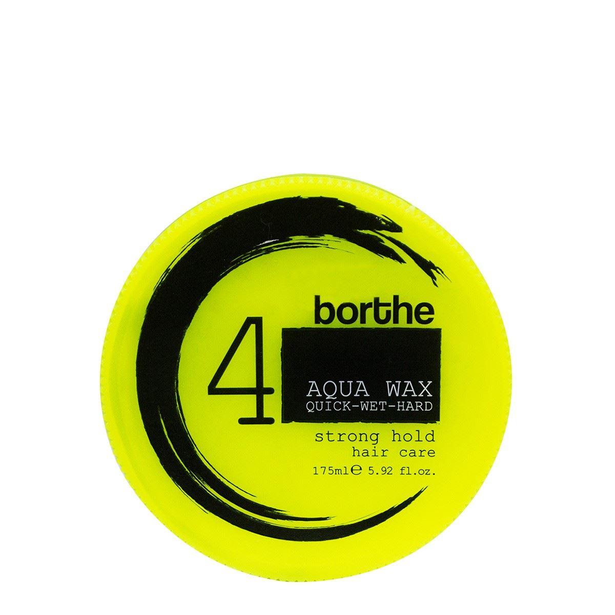 Borthe Aqua Wax No:4 175 ml.