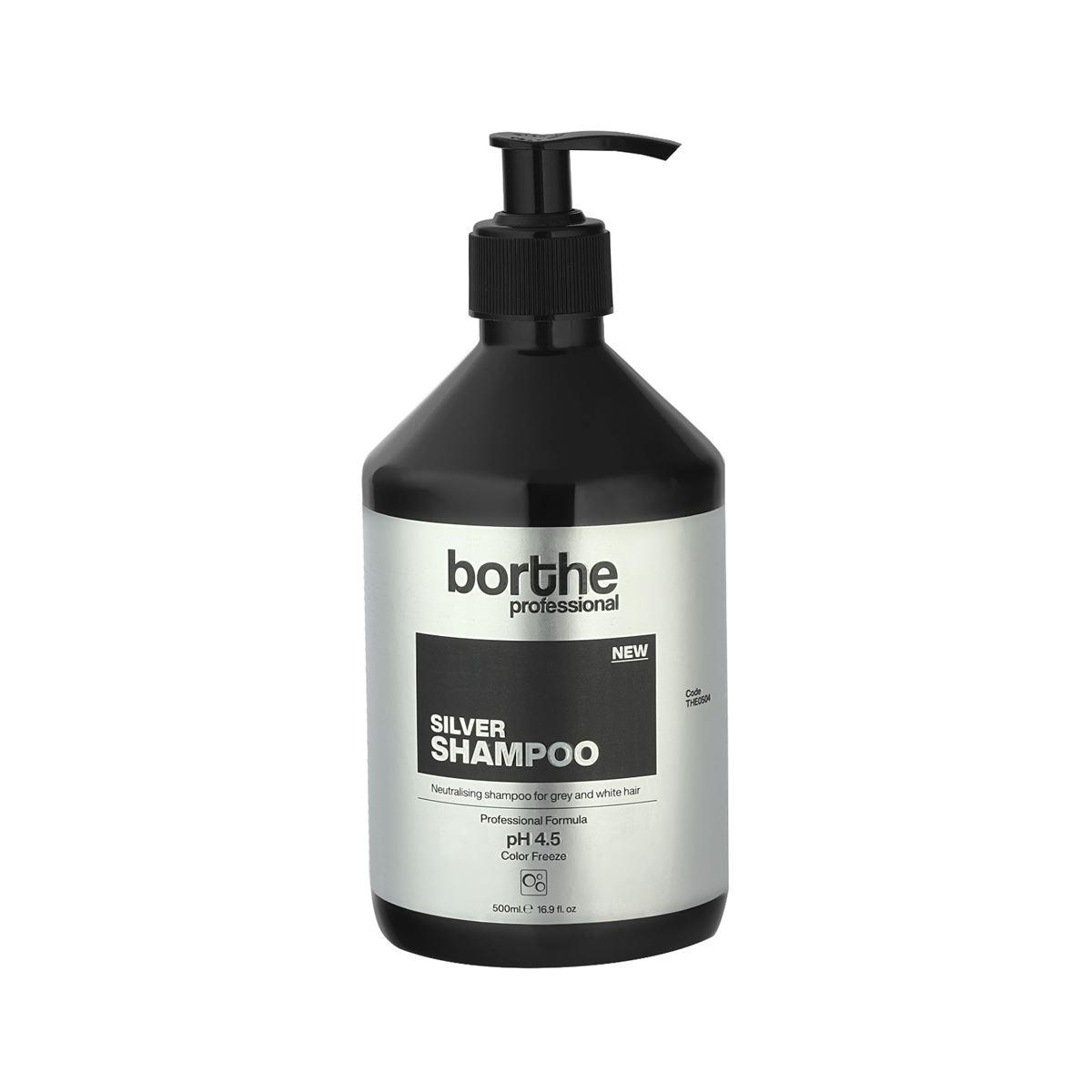 Borthe Silver Şampuan 500 ml.
