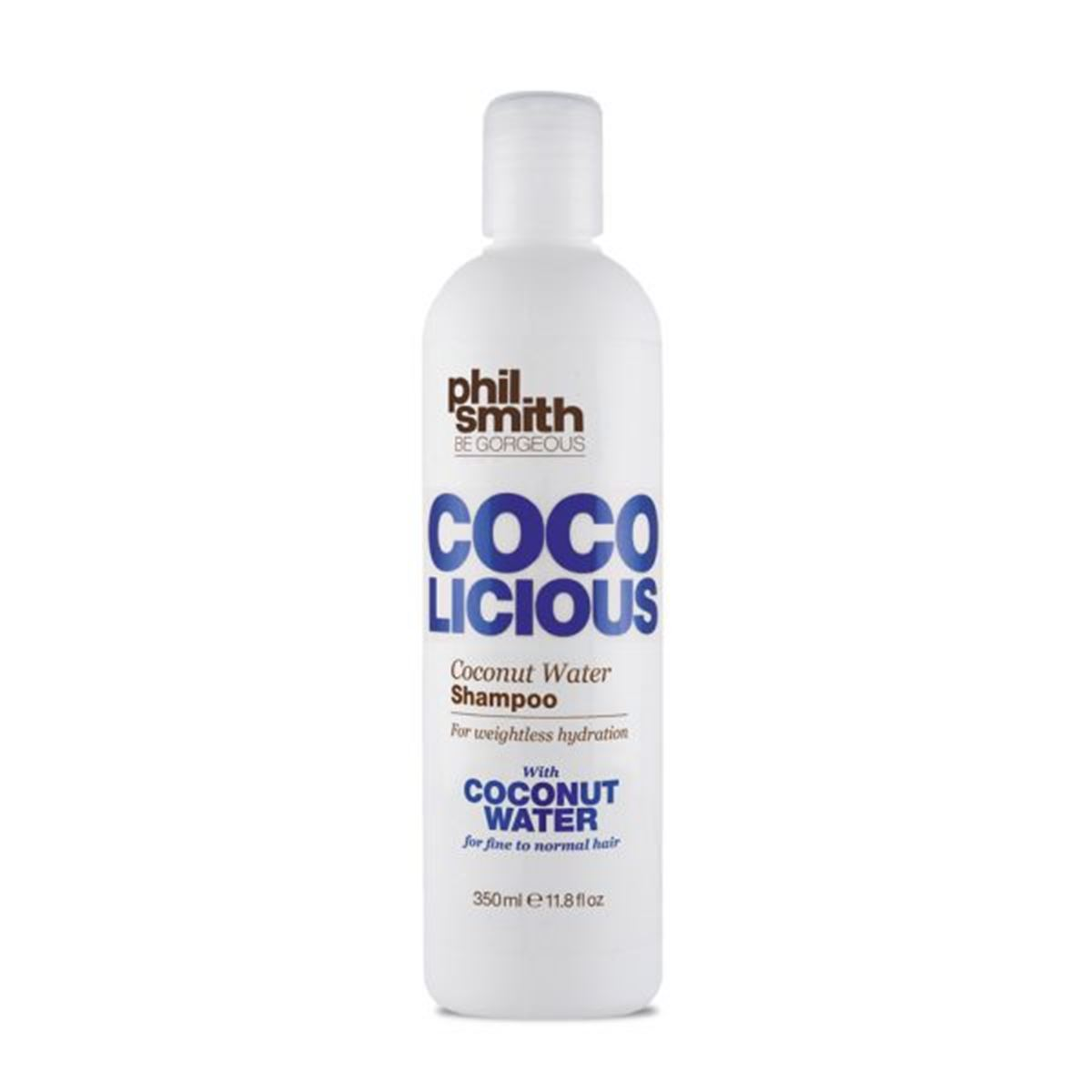 Phil Smith Coco Licious Coconut Water Şampuan 350 ml