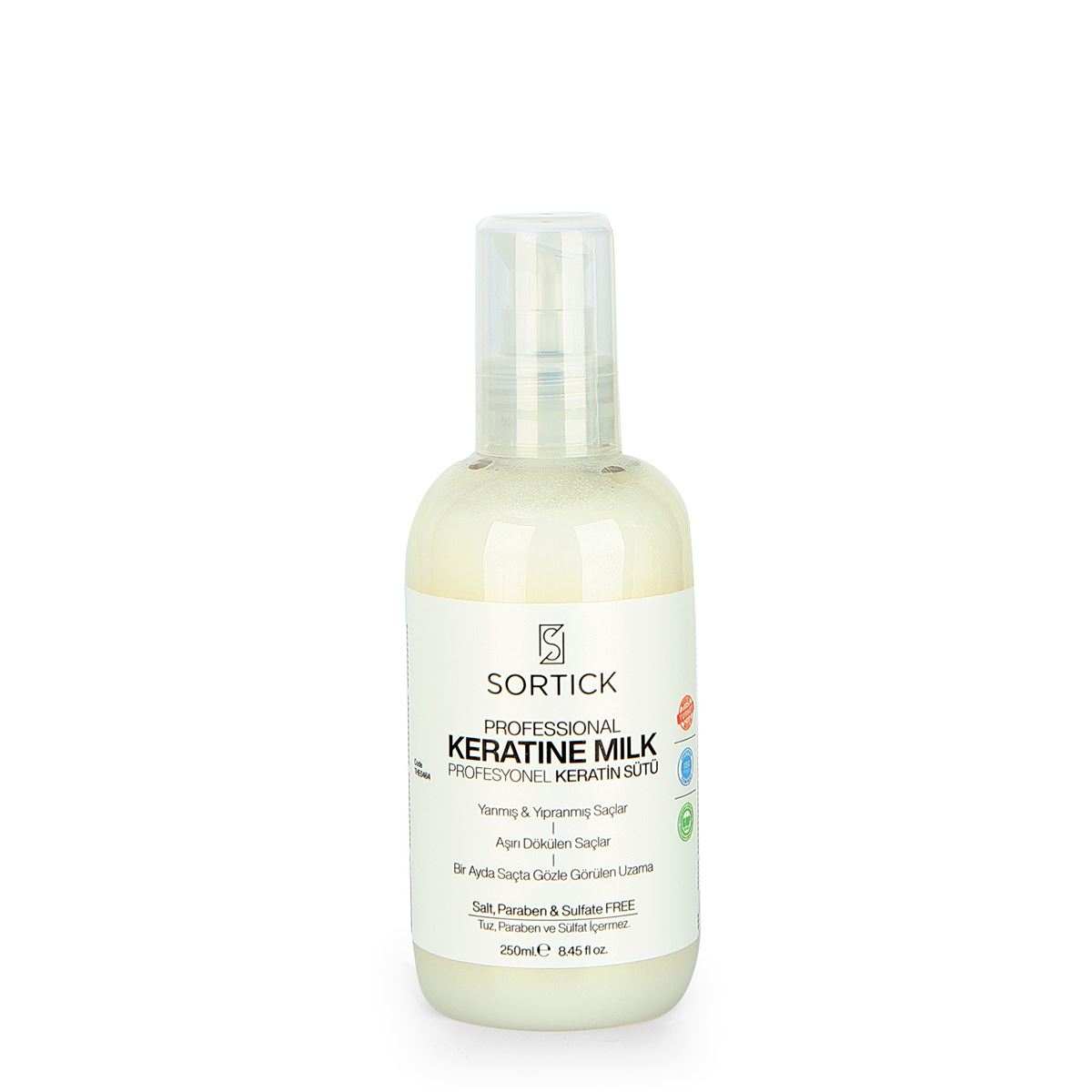 Sortick Rebirth Keratine Milk 250 ml.