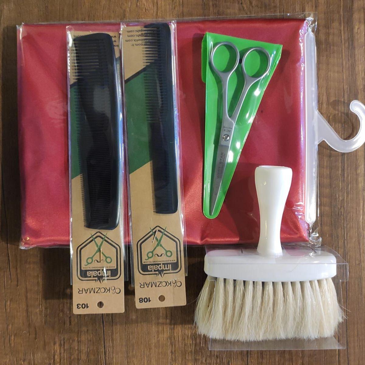 Saç Sakal Kesim Tıraş Seti 2