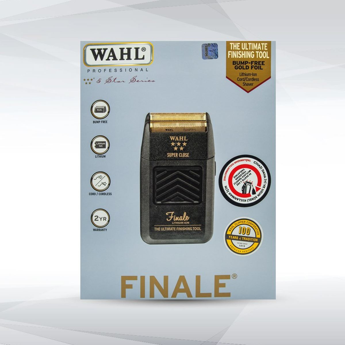Wahl Finale 08164-116  Sakal Kesme Makinesi