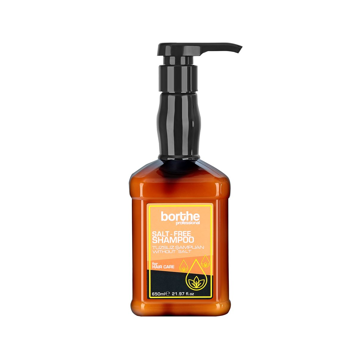 Borthe Salt-Free Shampoo 650 ml.