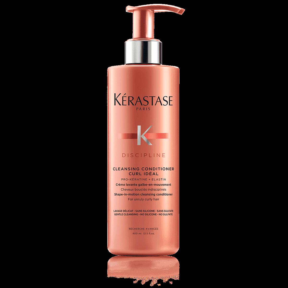 Kerastase Discipline Cleansing Curl Ideal Temizleyici Saç Kremi 400 ml