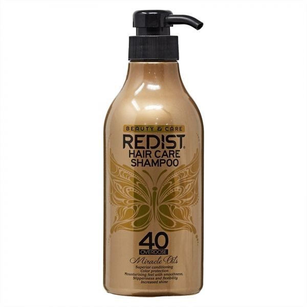 Redist 40 bitki  şampuan 500 ml