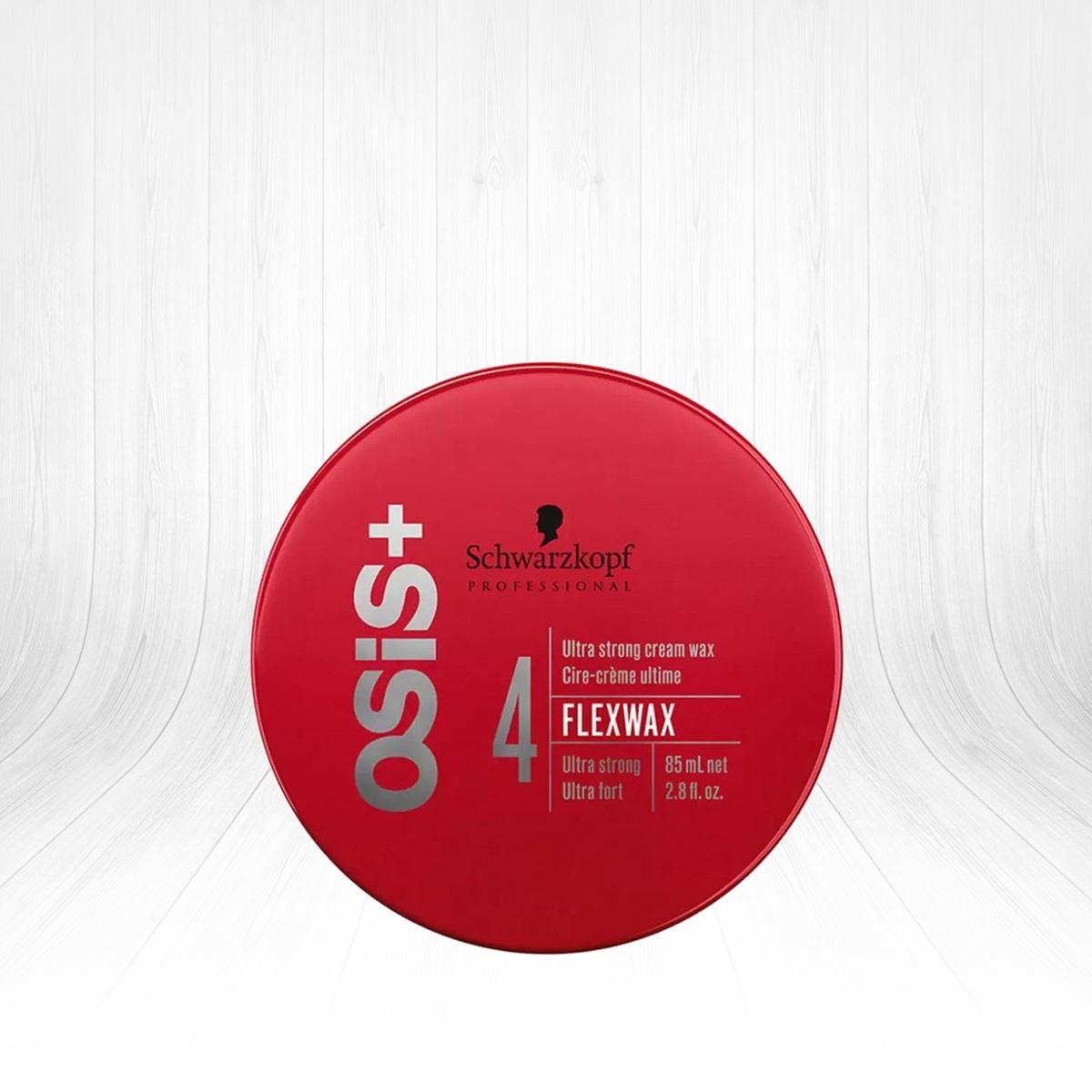 Osis Flexwax Ultra Güçlü Doku ve Ayırma Kontrollü Krem Wax 85ml