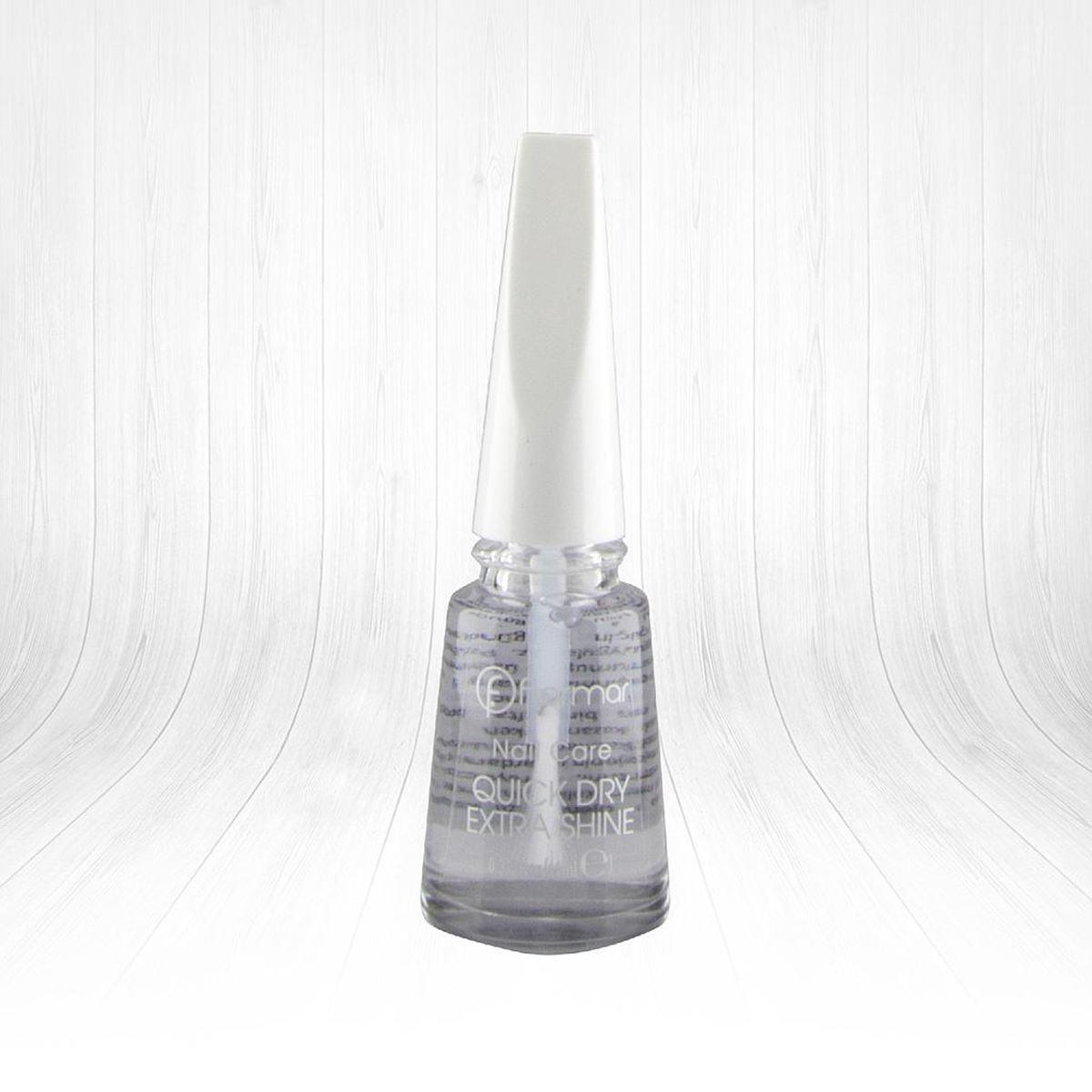 Flormar Quick Dry Extra Shine Ojeyi Çabuk Kurutan Cila 11ml