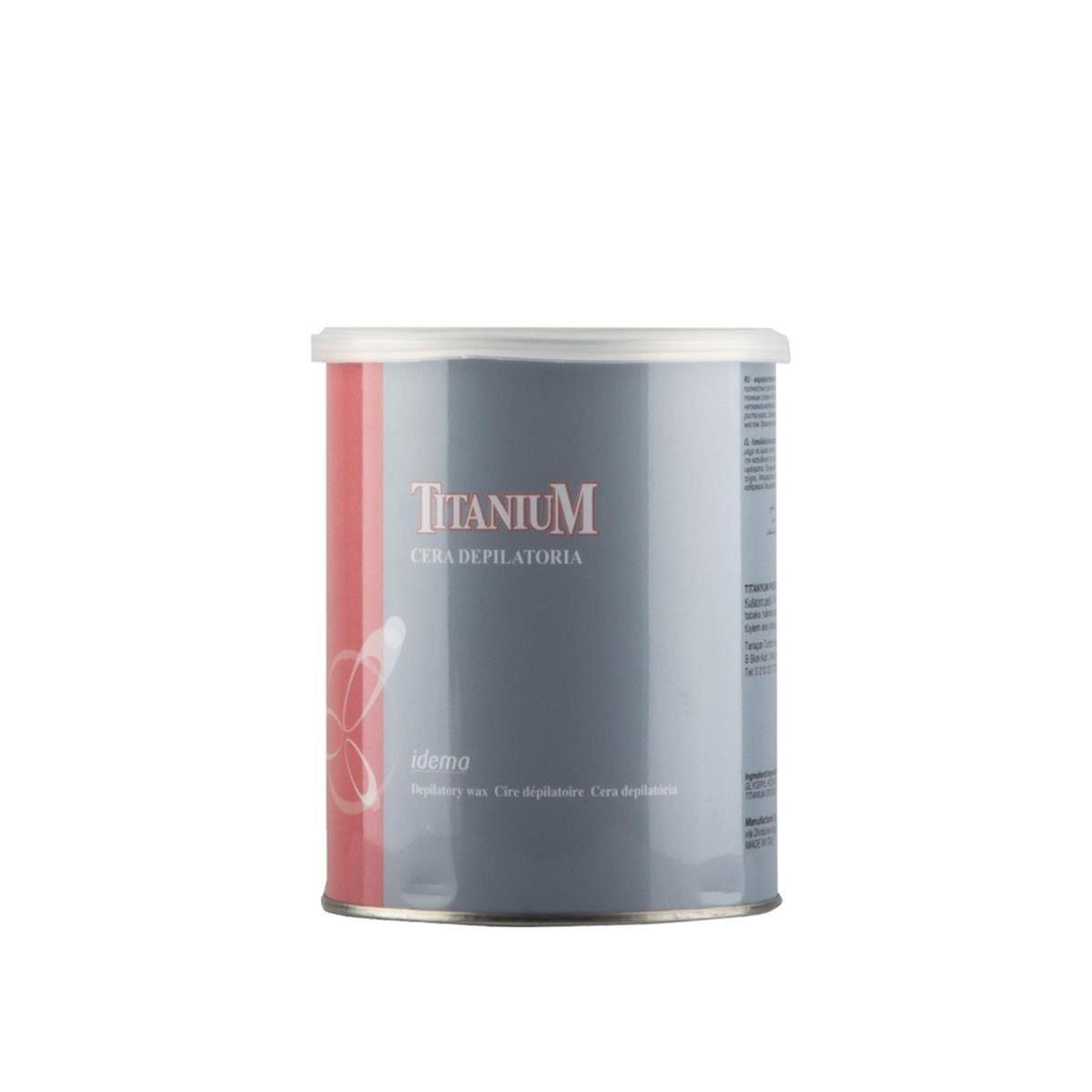 Tanaçan Titanium Konserve Pudralı Sir Ağda 800 ml